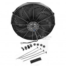 16 Inch Electric Fan Kit With Mounting Kit