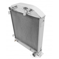1932 Ford Model 18 Aluminum Radiator