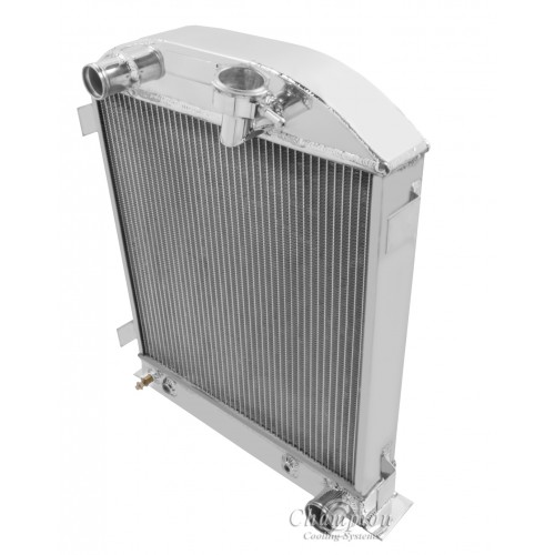 1932 Ford Model B Aluminum Radiator