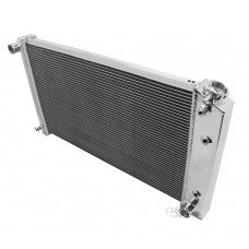 1974-1990 Oldsmobile Custom Cruiser Aluminum Radiator