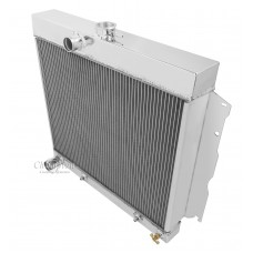 1968-1969 Plymouth Roadrunner Aluminum Radiator