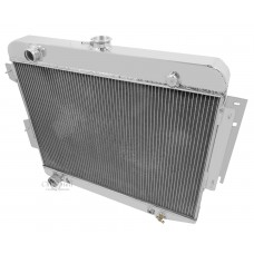 1967-1969 Dodge Charger Aluminum Radiator