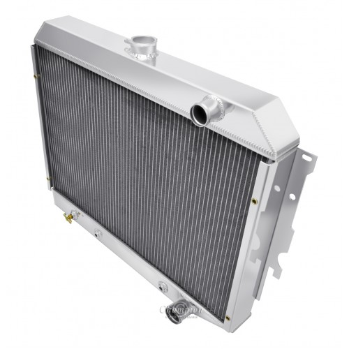 1970-1973 Plymouth Barracuda Aluminum Radiator
