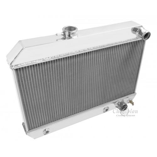 1962-1963 Buick Skylark Aluminum Radiator