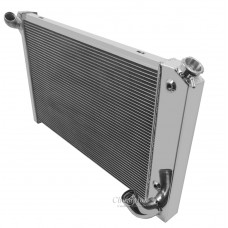 Radiator Part #1655 Aluminum Radiator