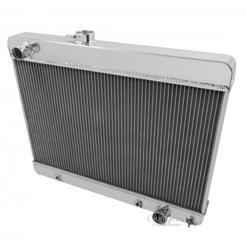 Radiator Part #1680 Aluminum Radiator