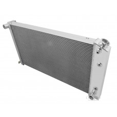 1977 Pontiac Grand Safari Aluminum Radiator