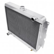 1968-1973 Plymouth Satellite Aluminum Radiator