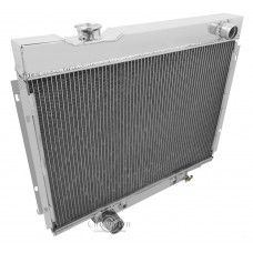 1967-1969 Ford Fairlane Aluminum Radiator