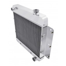 1962 - 1967 Chevy II Base Aluminum Radiator