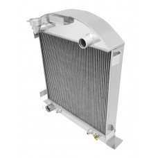 1928-1929 Ford Model A Aluminum Radiator