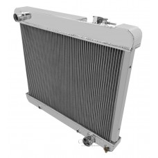 1965-1966 Oldsmobile Cutlass Aluminum Radiator