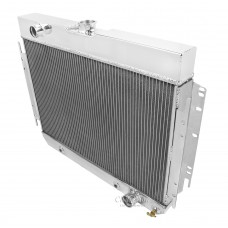 1963-1968 Chevrolet Bel Air Aluminum Radiator