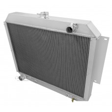 1966-1970 Chrysler New Yorker Aluminum Radiator