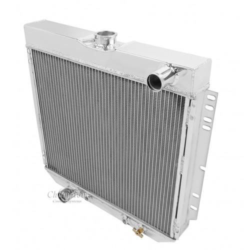 Radiator Part #339 Aluminum Radiator