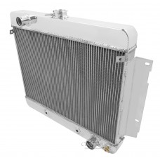1969-1970 Chevrolet Bel Air Aluminum Radiator