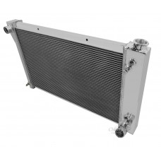 1967 Chevrolet C10 Panel Aluminum Radiator