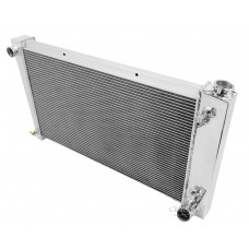 1967 Chevrolet K20 Panel Aluminum Radiator