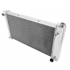 1970-1972 GMC Jimmy Aluminum Radiator