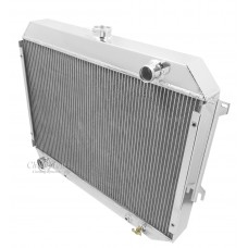 1968-1973 Dodge Charger Aluminum Radiator