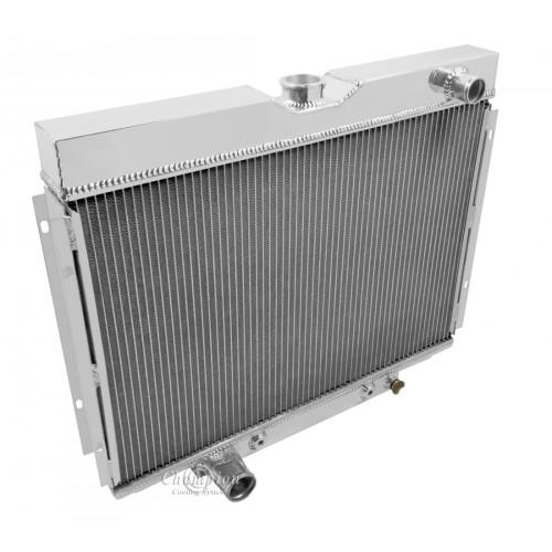 1968-1970 Mercury Cougar Aluminum Radiator