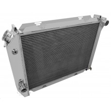 1967-1968 Mercury Colony Park Aluminum Radiator