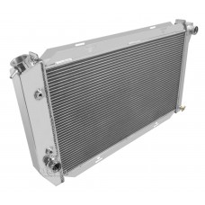 1972 Ford Country Squire Aluminum Radiator