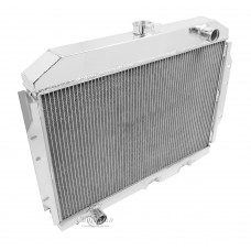 Radiator Part #407 Aluminum Radiator