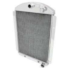 Radiator Part #4146CH Aluminum Radiator