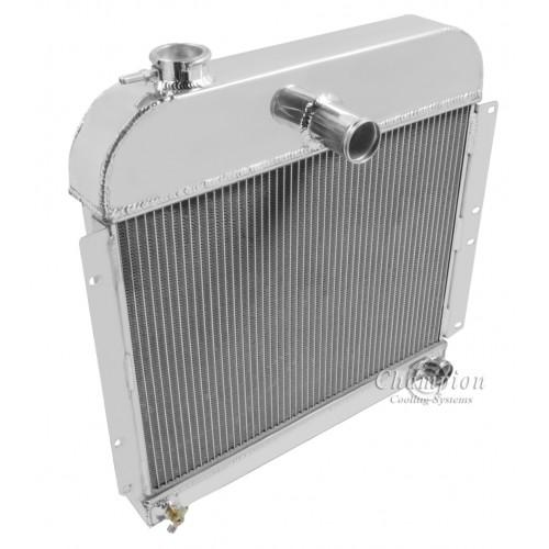 1946-1948 Plymouth P15 Deluxe Aluminum Radiator