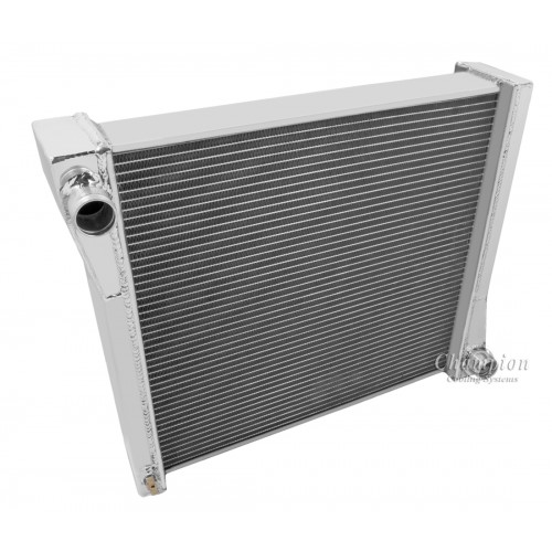 1941 Willys 441 Aluminum Radiator