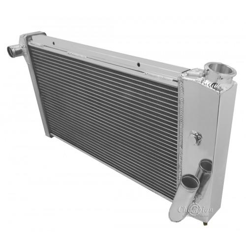1975-1976 Pontiac Astre Aluminum Radiator