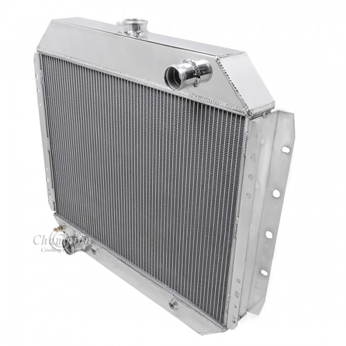 1966-1974 Ford F-350 Pickup Aluminum Radiator
