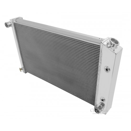Radiator Part #477 Aluminum Radiator