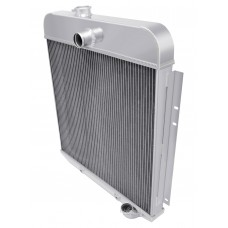 1949 Plymouth Station Wagon Aluminum Radiator