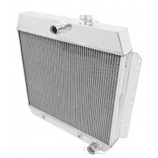 1949-1954 Chevrolet Sedan Delivery Aluminum Radiator