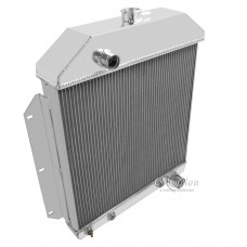 1952-1953 Ford Customline Aluminum Radiator