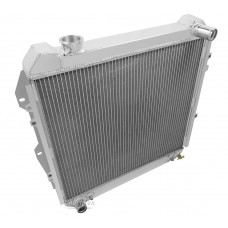Radiator Part #50 Aluminum Radiator