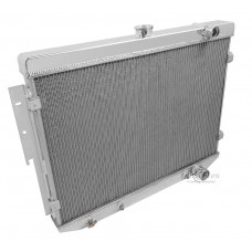 1973-1974 Dodge Charger Aluminum Radiator