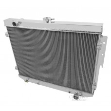1973-1974 Plymouth Satellite Aluminum Radiator