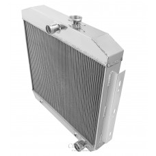 1955-1957 Chevrolet One-Fifty Series Aluminum Radiator