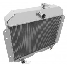 1952 Willys Aero Wing Aluminum Radiator