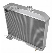 1945-1949 Willys CJ2A Aluminum Radiator