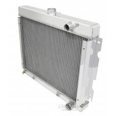 1970 - 1971 Dodge Polara Aluminum Radiator