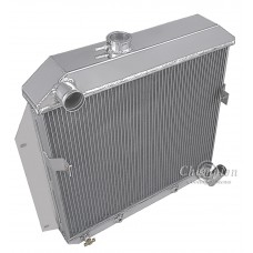 1956 Plymouth Fury Aluminum Radiator