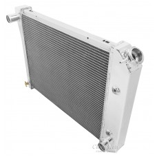 1967-1981 Oldsmobile Cutlass Aluminum Radiator