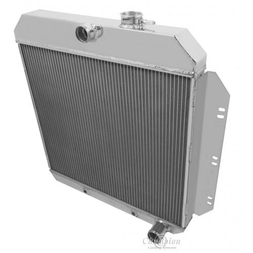 1960-1962 Chevrolet C10 Suburban Aluminum Radiator