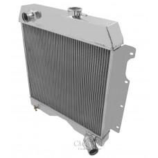 1961-1962 Jeep Utility Aluminum Radiator