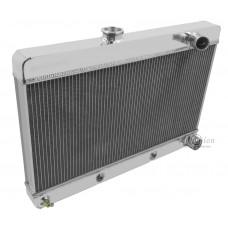 1961-1963 Pontiac Tempest Aluminum Radiator