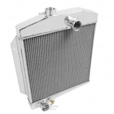 1961-1971 International Scout Aluminum Radiator